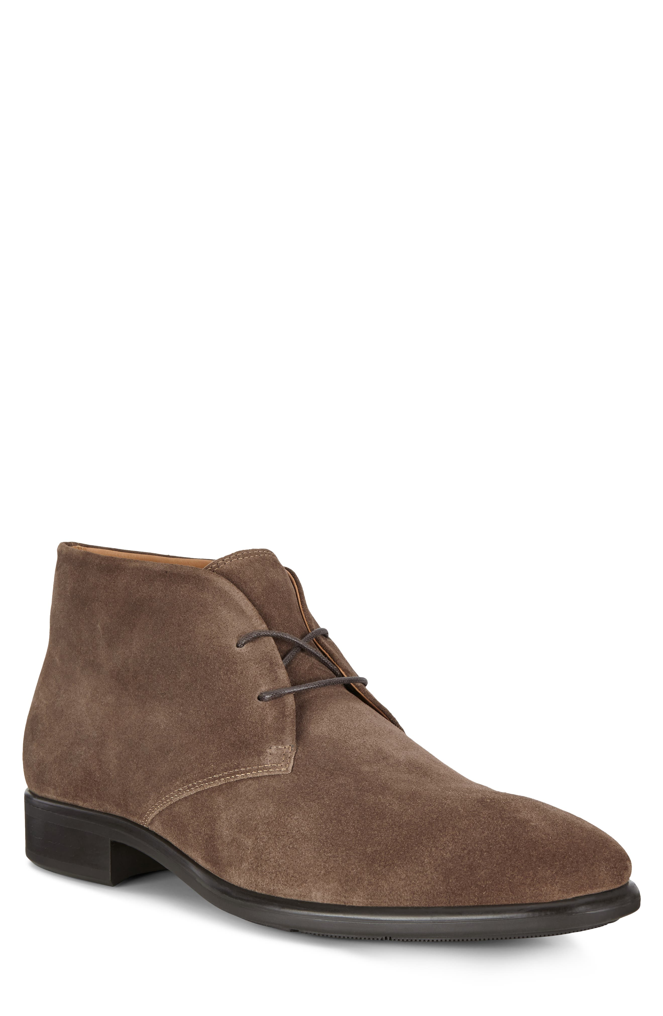 Image of ECCO Cityray Suede Chukka Boot