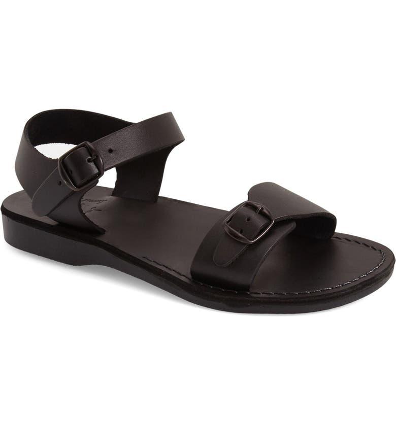 JERUSALEM SANDALS 'The Original' Sandal, Main, color, 001