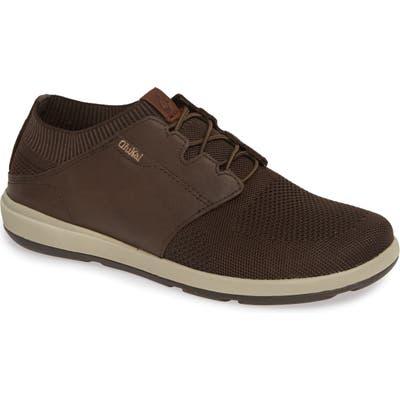 Olukai Makia Ulana Sneaker, Brown