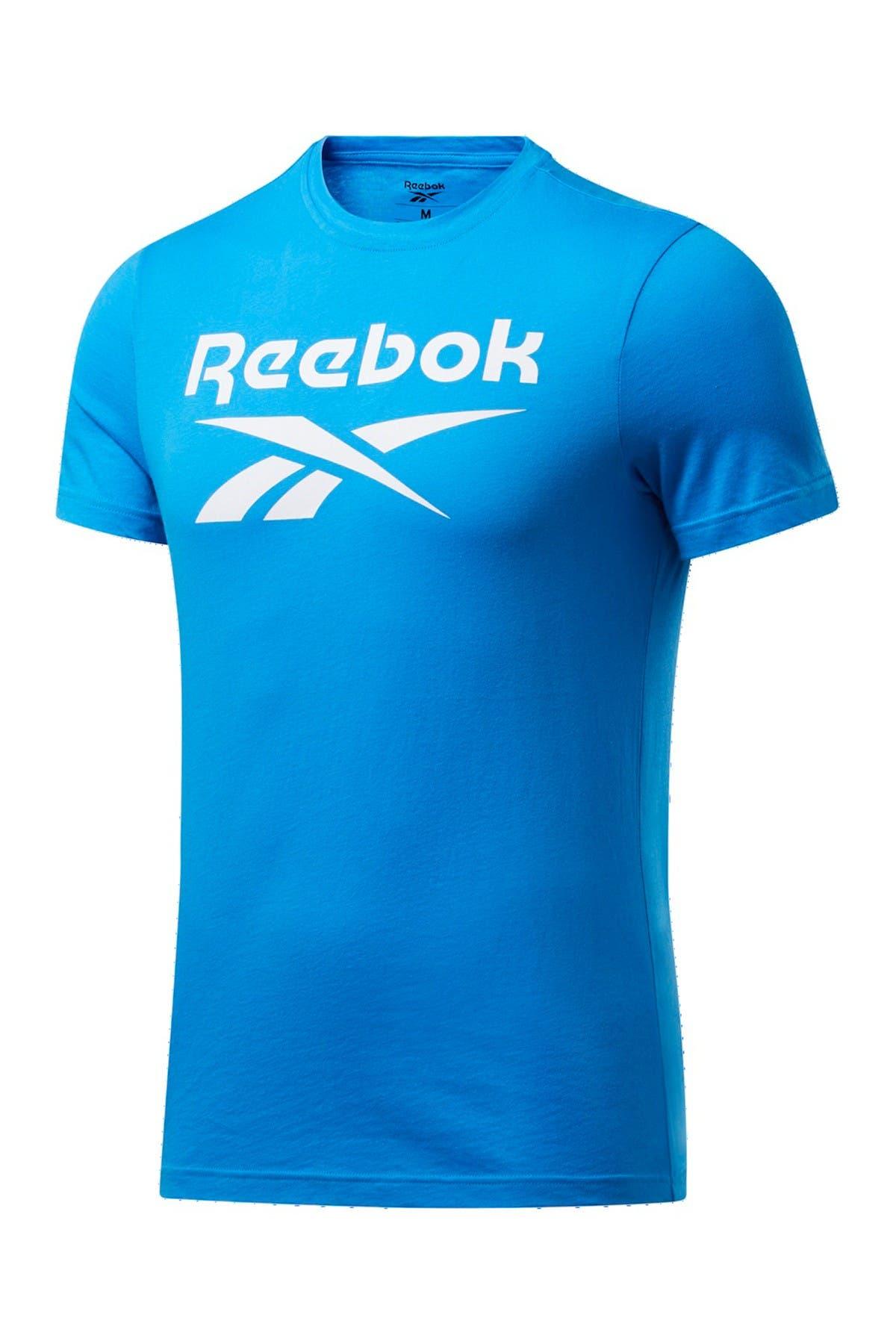 Image of Reebok Graphic Logo T-Shirt