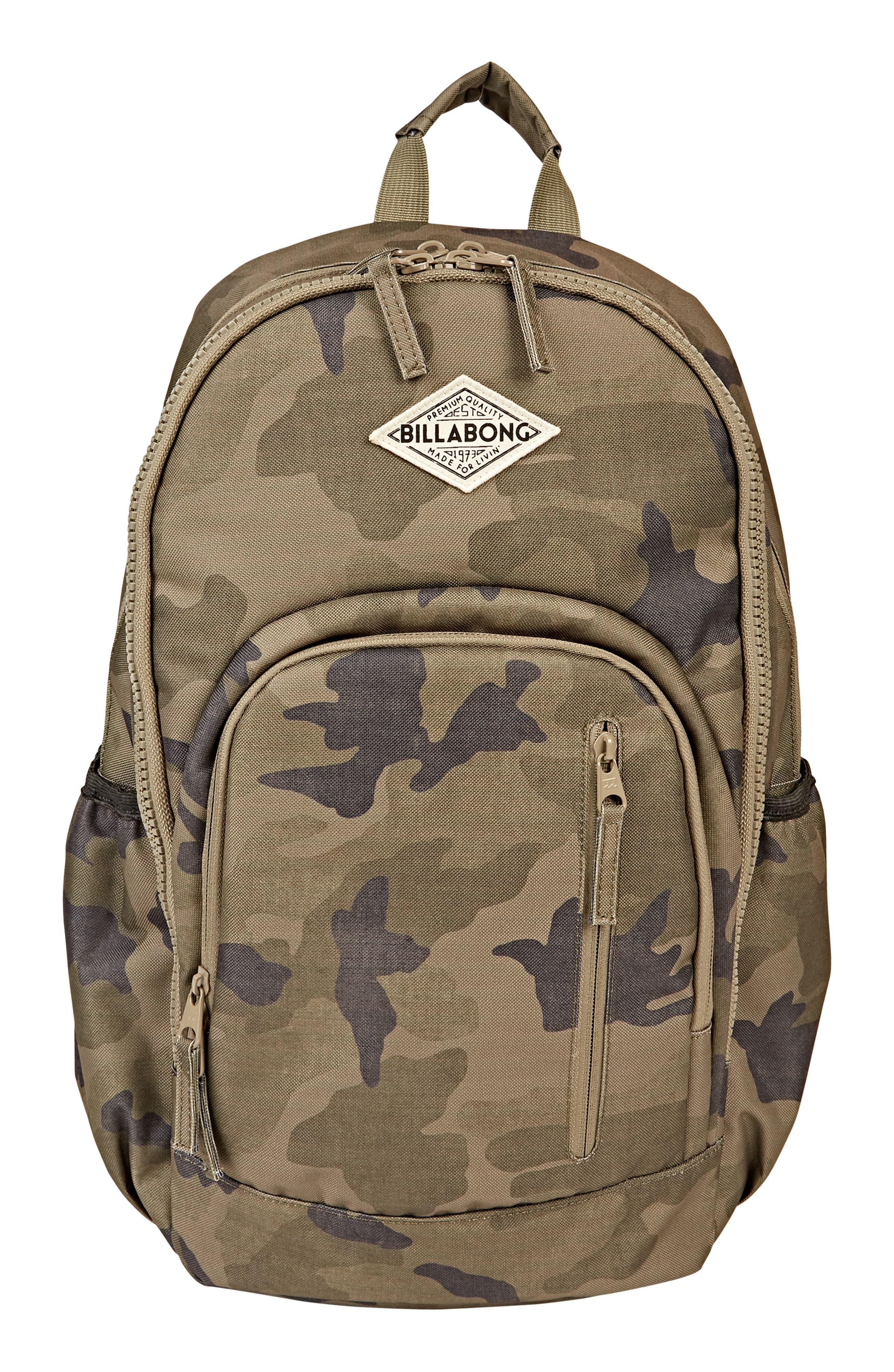 Billabong Roadie Backpack - Green