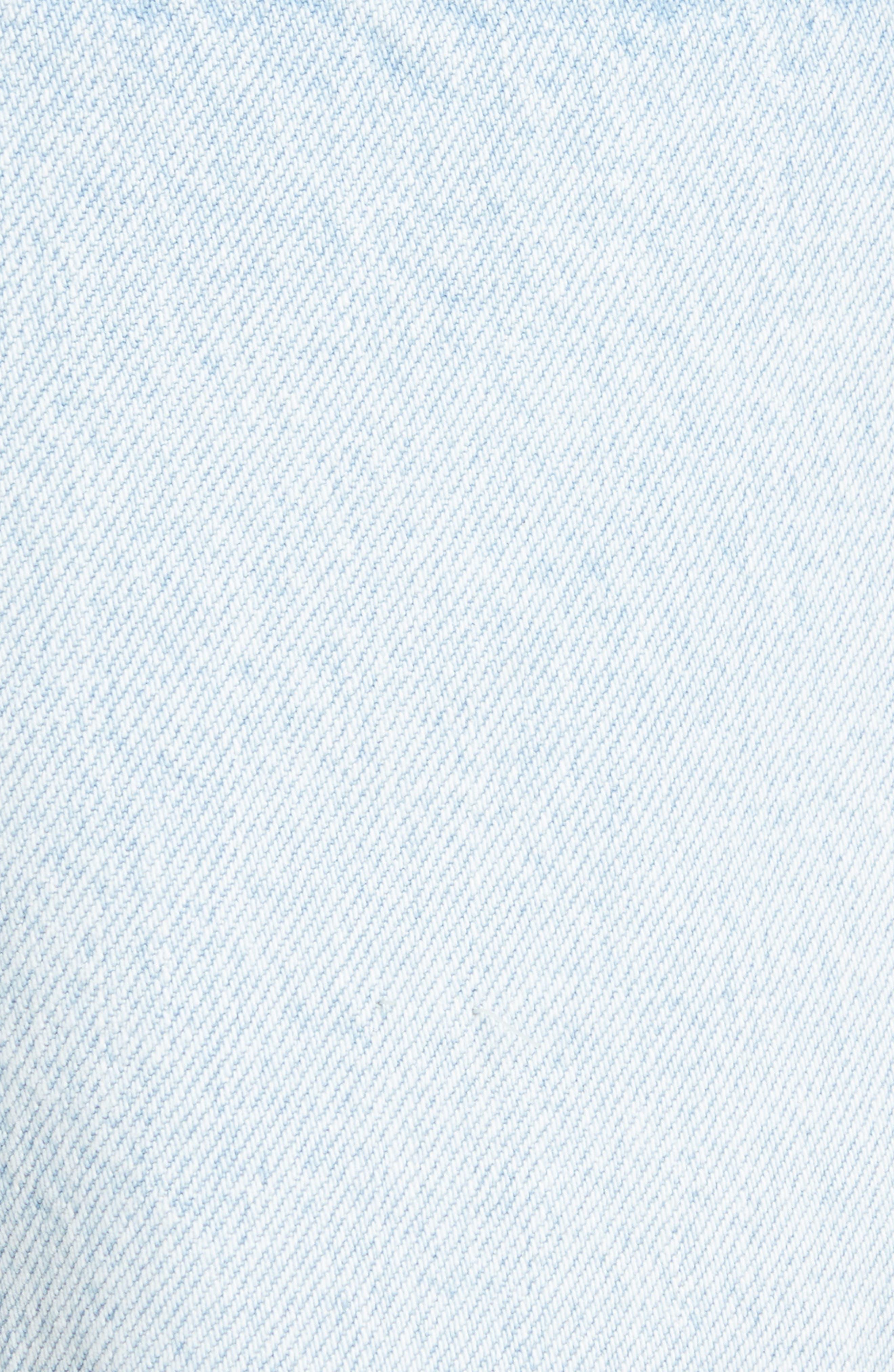 ,                             Low Slung Jeans,                             Alternate thumbnail 6, color,                             LIGHT 04