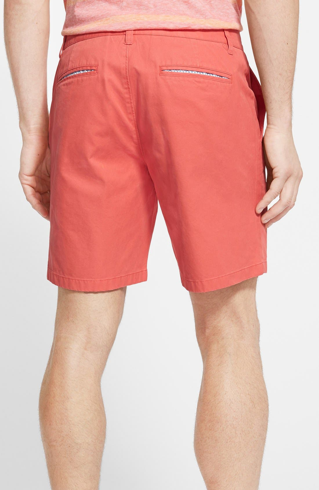 ,                             Washed Chino Shorts,                             Alternate thumbnail 81, color,                             600