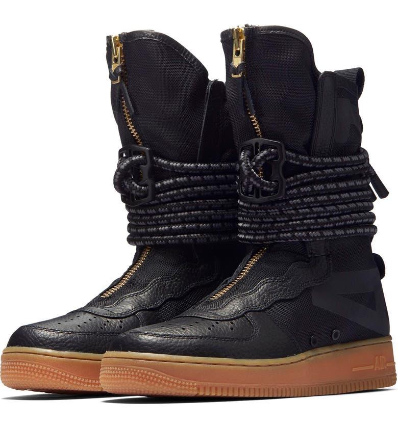 SF Air Force 1 High Top Sneaker