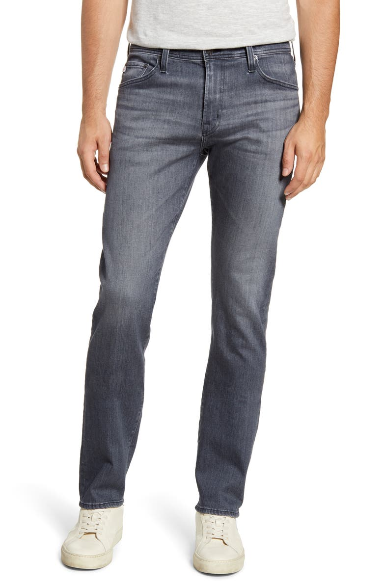 AG Everett Slim Straight Leg Jeans, Main, color, 463
