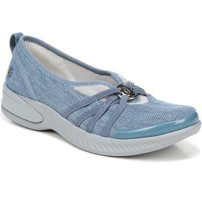 Bzees Niche Slip-On Flat, Blue