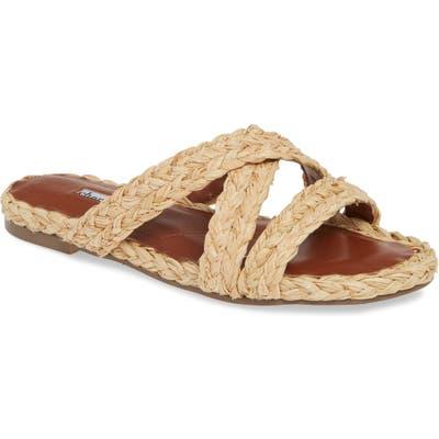 Charles David Sands Slide Sandal, Beige