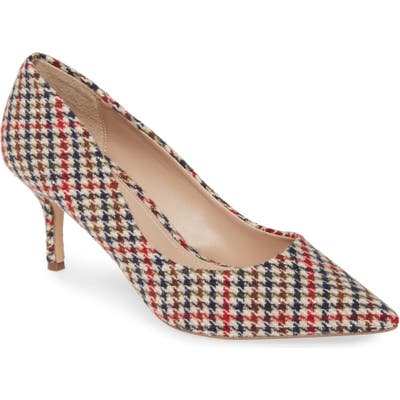 Charles By Charles David Addie Pump, Brown