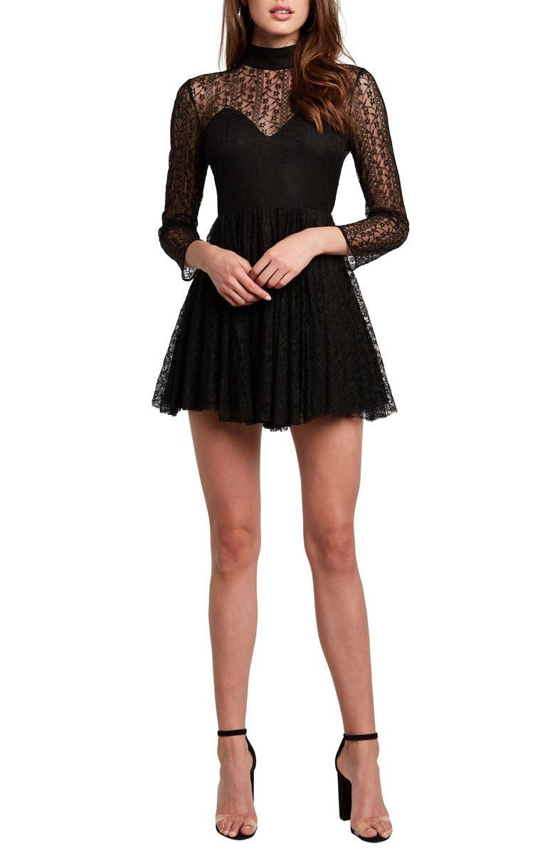 Thea Lace Party Dress by Bardot