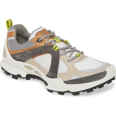 Ecco Biom Trail Running Shoe, Ivory