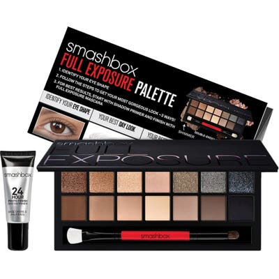 Smashbox Full Exposure Eye Palette With Primer -