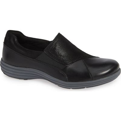 Aravon Beaumont Sneaker, Black