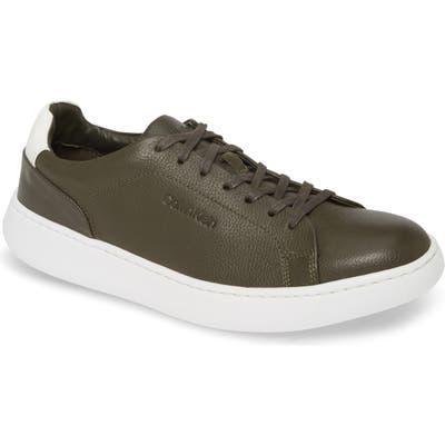 Calvin Klein Falconi Sneaker, Green