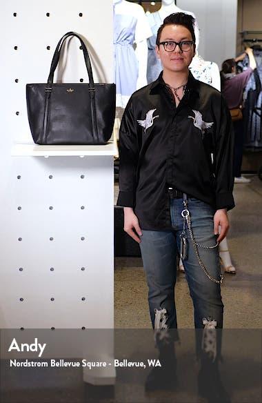1e414ff4d748 kate spade new york oakwood street chandra leather tote | Nordstrom