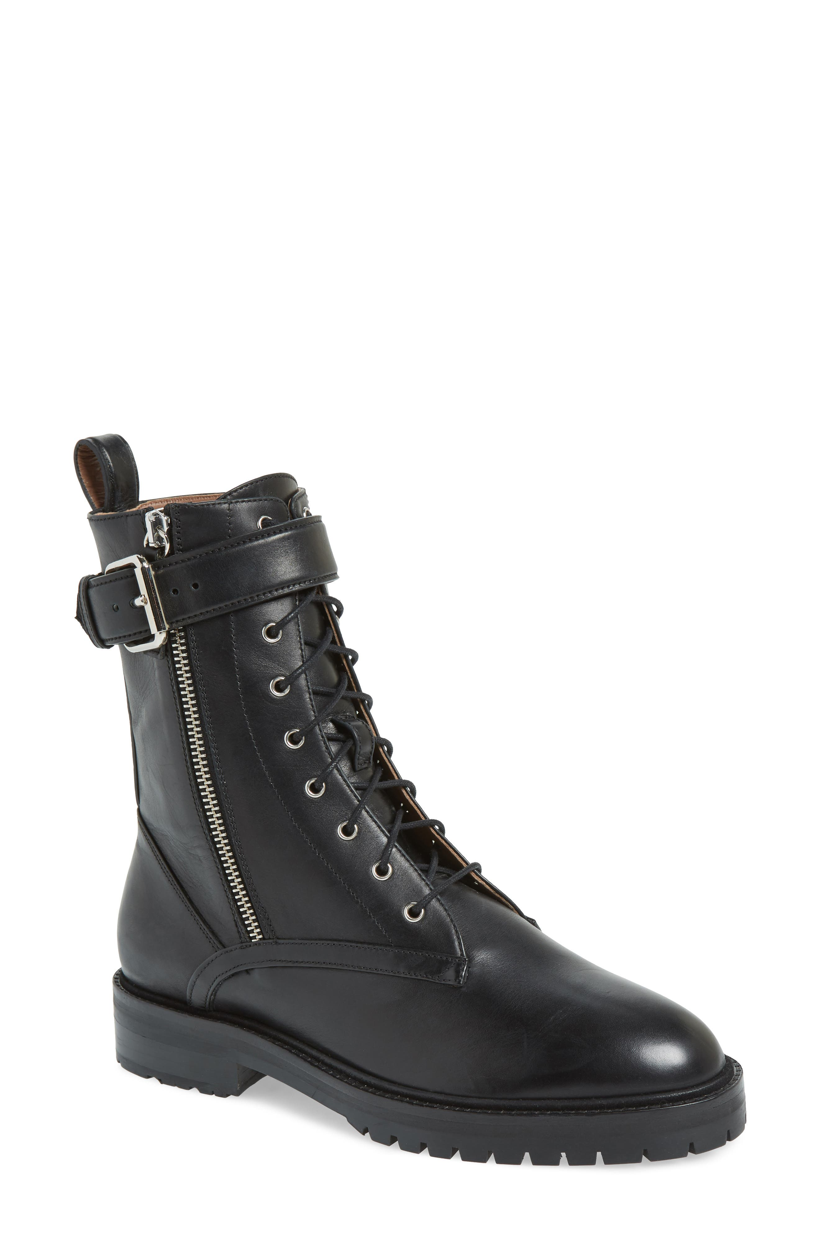 Tabitha Simmons Max Combat Boot (Women