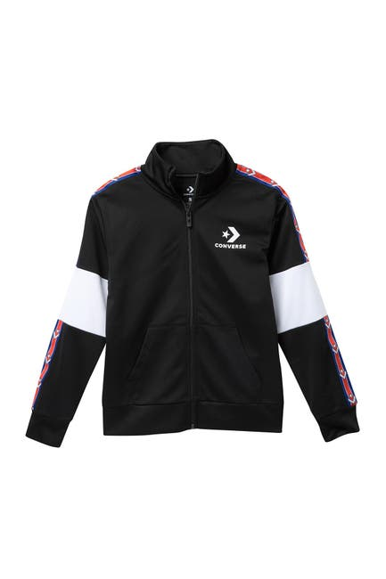 Image of Converse Star Chevron Taping Track Jacket