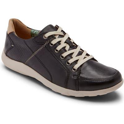 Rockport Cobb Hill Amalie Sneaker, Black