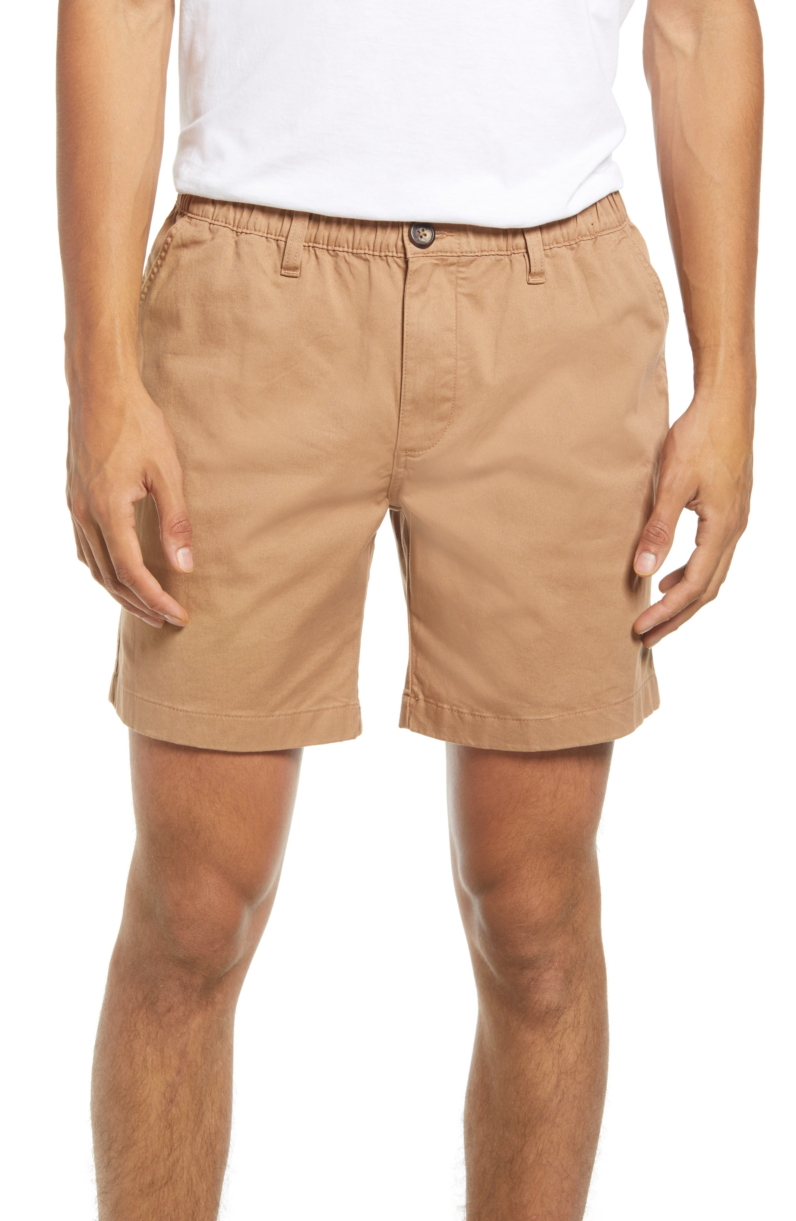 The Staples Stretch Twill Shorts