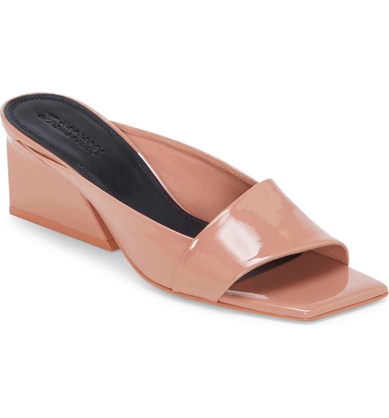 MERCEDES CASTILLO Maisie Slide Sandal, Main, color, DUSTY ROSE