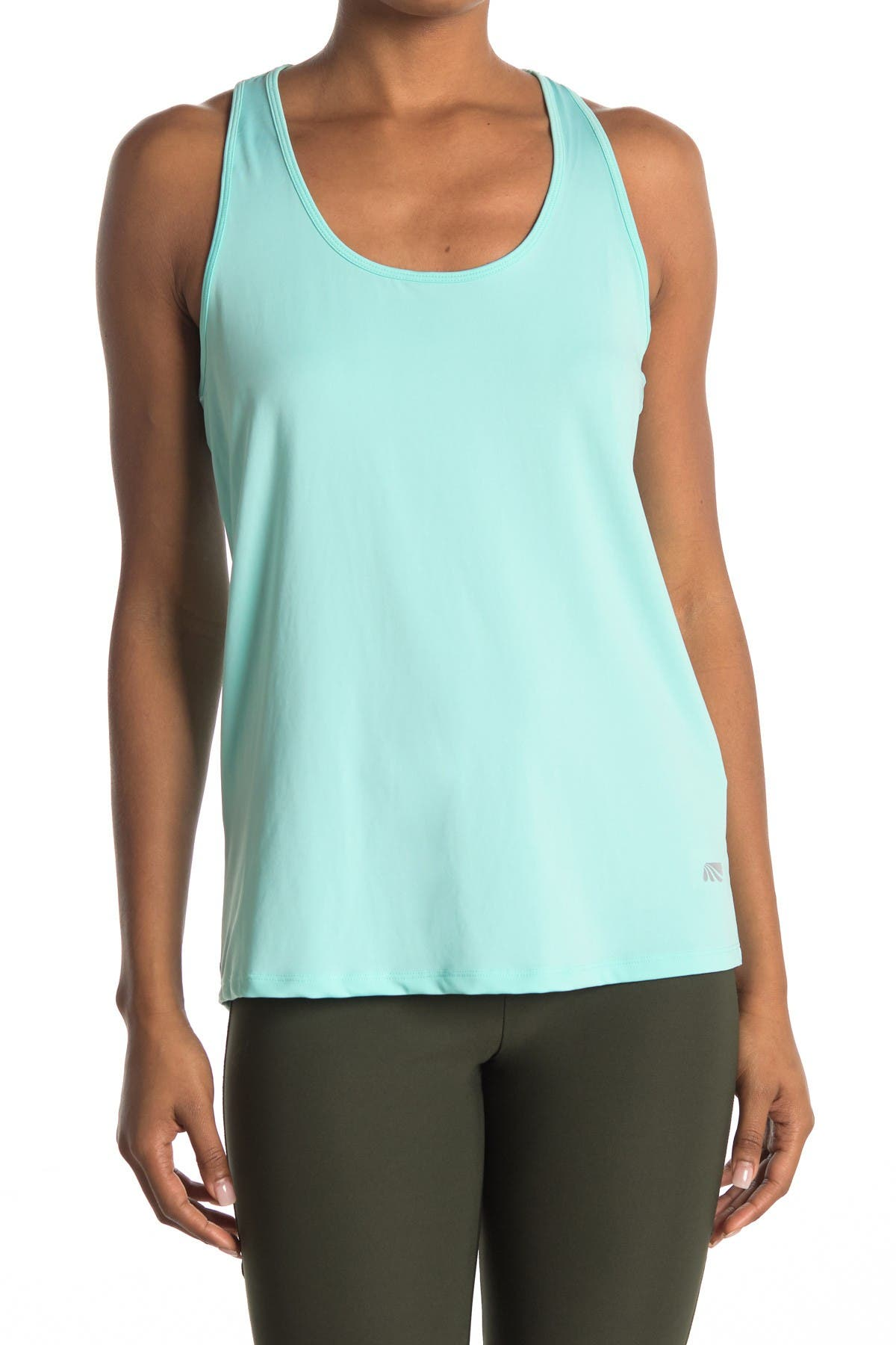Image of The Balance Collection Resist Racerback Tank