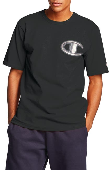 Image of Champion Heritage Short Sleeve Tee