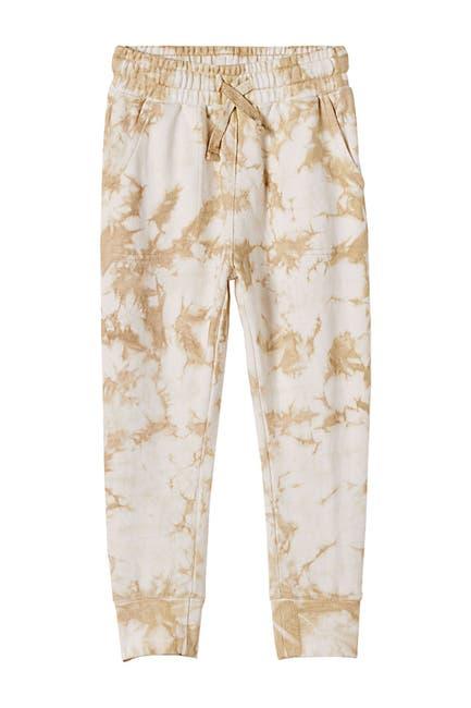 Image of Cotton On Keanu Tie Dye Fleece Sweatpants