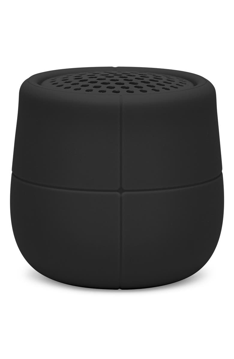 LEXON MINO X Floating Bluetooth<sup>®</sup> Speaker, Main, color, BLACK