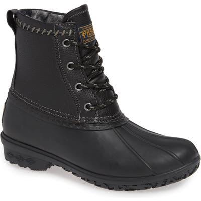 Pendleton Waterproof Duck Boot, Black