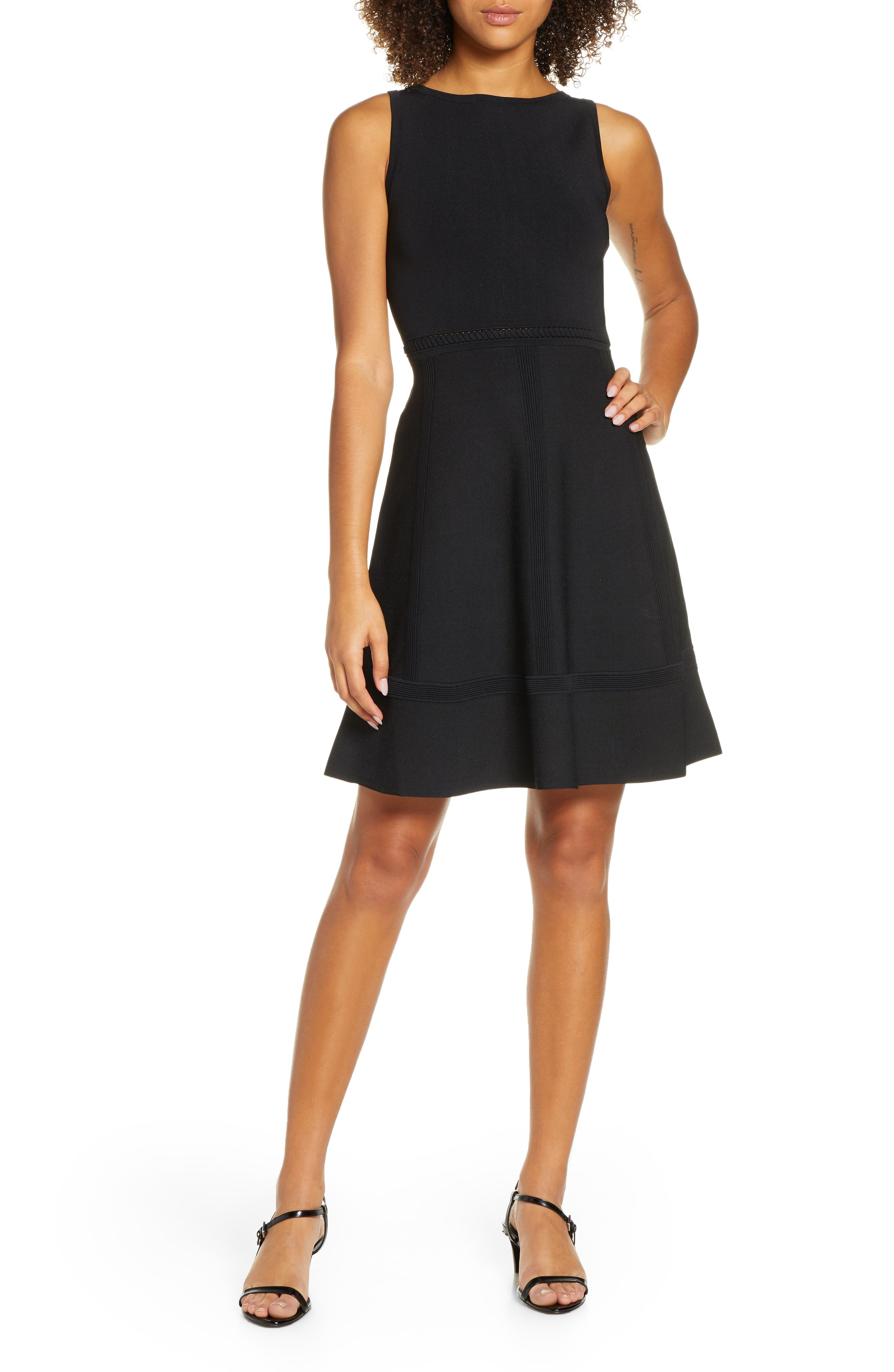 Image of French Connection Tia Tobey Flare Dress