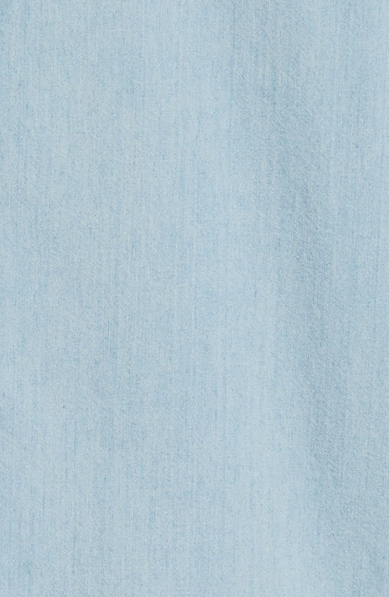,                             Fit 3 Regular Fit Denim Shirt,                             Alternate thumbnail 6, color,                             DUSK