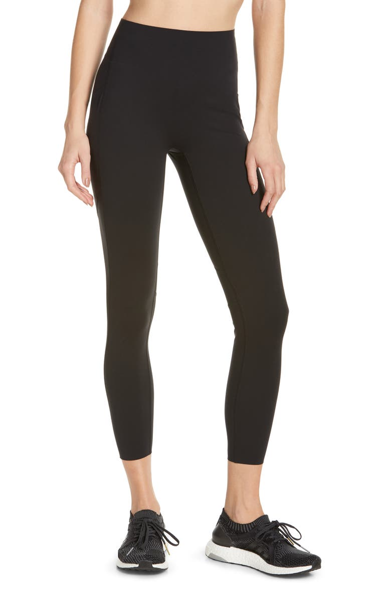 SPANX<SUP>®</SUP> Every.Wear Knockout Leggings, Main, color, VERY BLACK