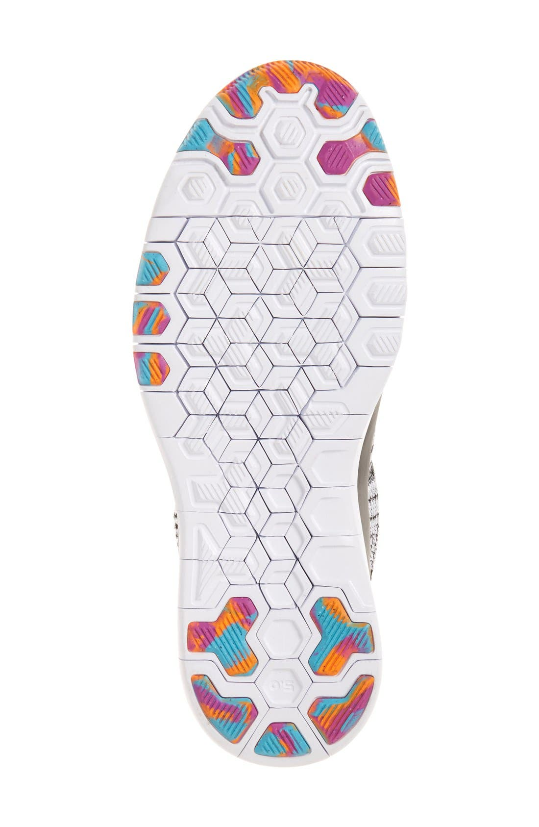 ,                             'Free Flyknit 5.0 TR' Training Shoe,                             Alternate thumbnail 15, color,                             100