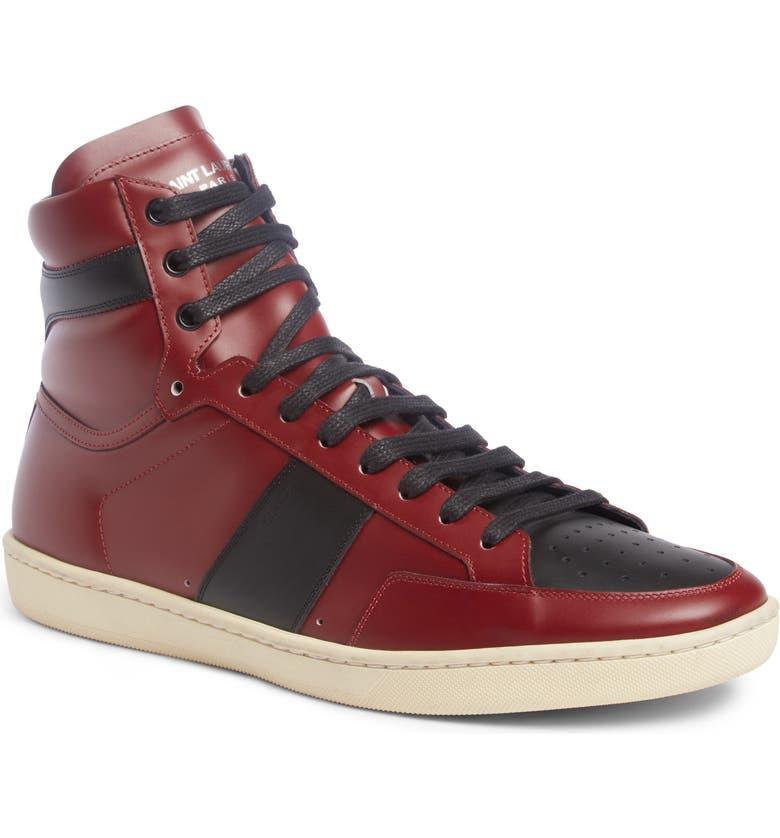 453b7740 SL/10H Signature Court Classic High-Top Sneaker