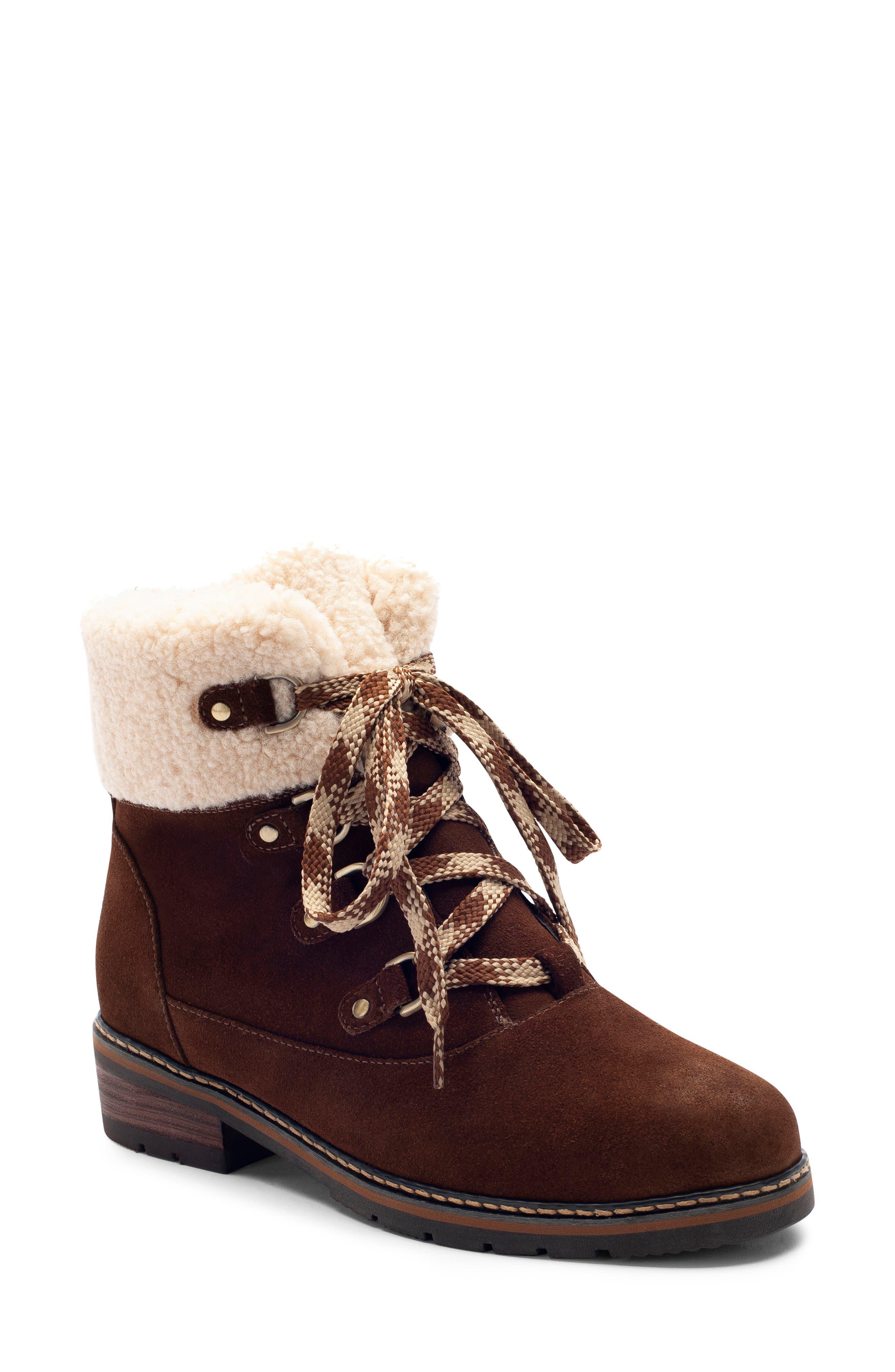 Blondo Vanessa Waterproof Boot, Brown