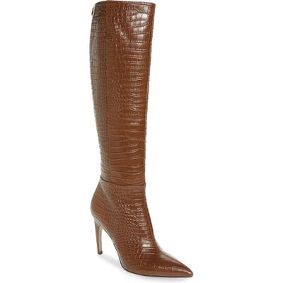 Sam Edelman Fraya Knee High Boot, Brown