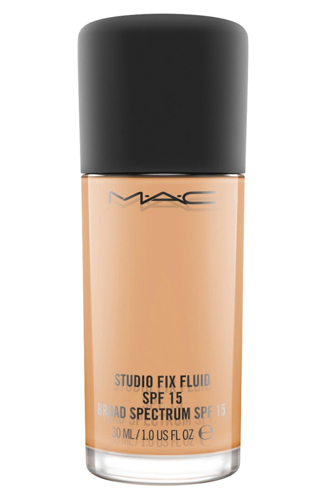 MAC Studio Fix Fluid Foundation Broad-Spectrum Spf 15