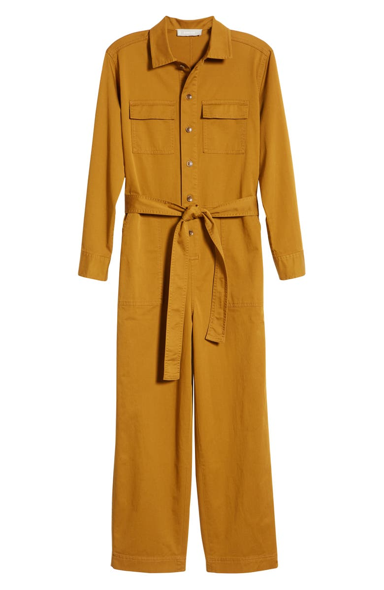 EVERLANE The Modern Utility Jumpsuit, Main, color, 250
