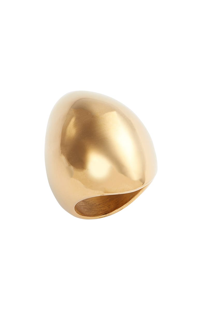 ELLIE VAIL Vera Cocktail Ring, Main, color, GOLD