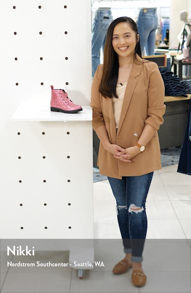 Maisie Glitter Bootie, sales video thumbnail