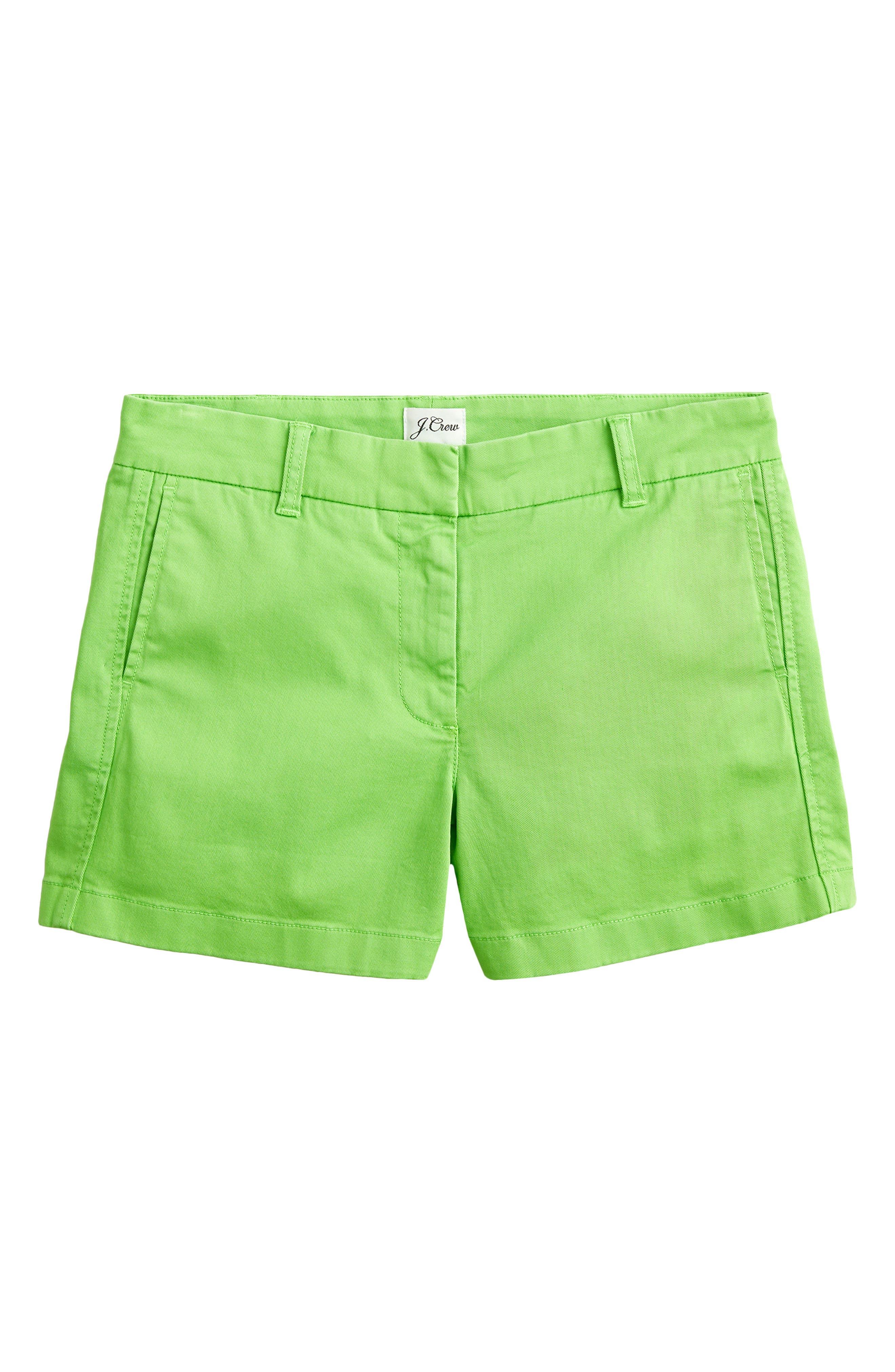 Stretch Classic Chino Shorts