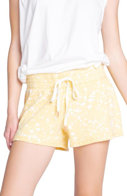 Pj Salvage TERRY PAJAMA SHORTS