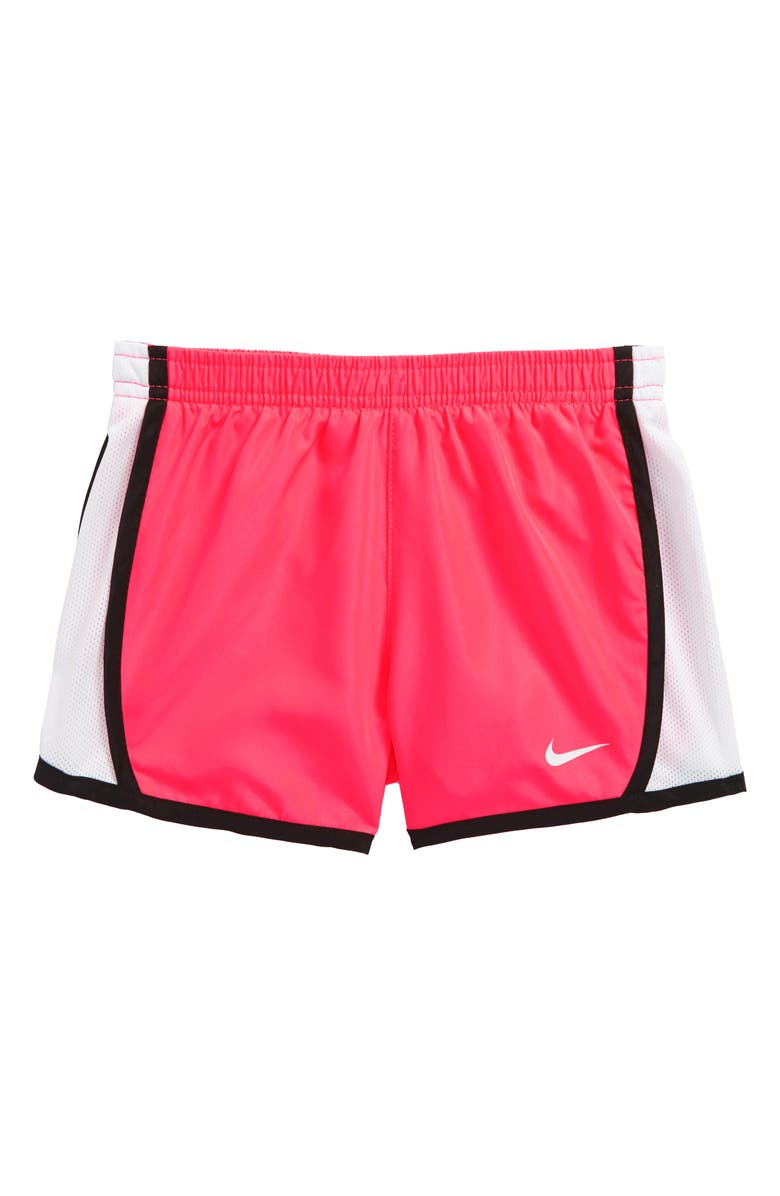 NIKE 'Tempo' Dri-FIT Athletic Shorts, Main, color, DIP DYE PK