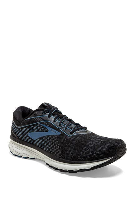 Image of Brooks Ghost 12 Road Running Sneaker - Multiple Widths Available
