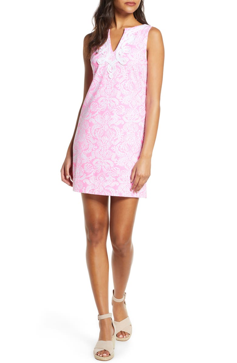 Harper Stretch Cotton Shift Dress by Lilly Pulitzer®