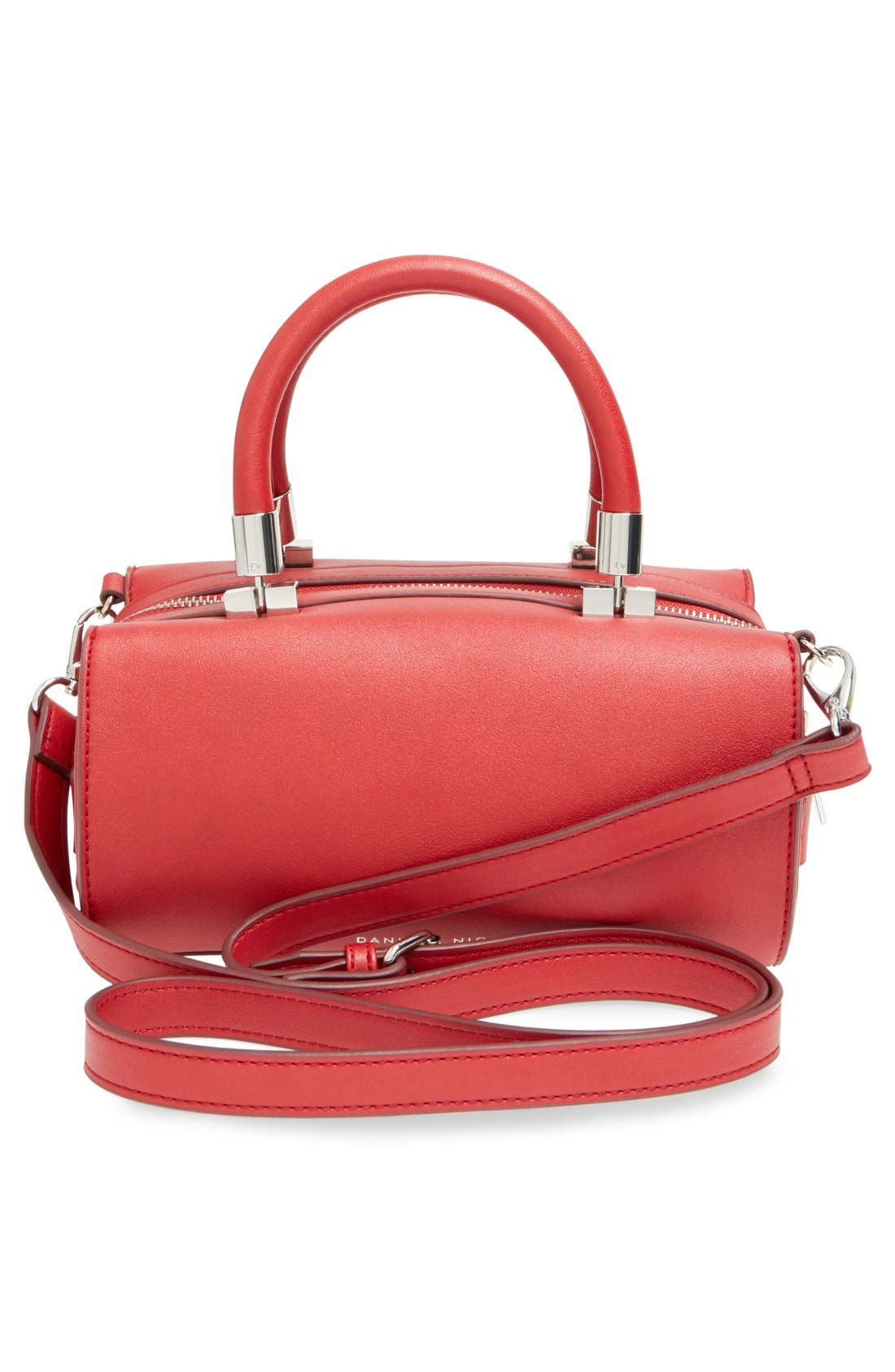 ,                             'Whitney' Faux Leather Crossbody Bag,                             Alternate thumbnail 8, color,                             600