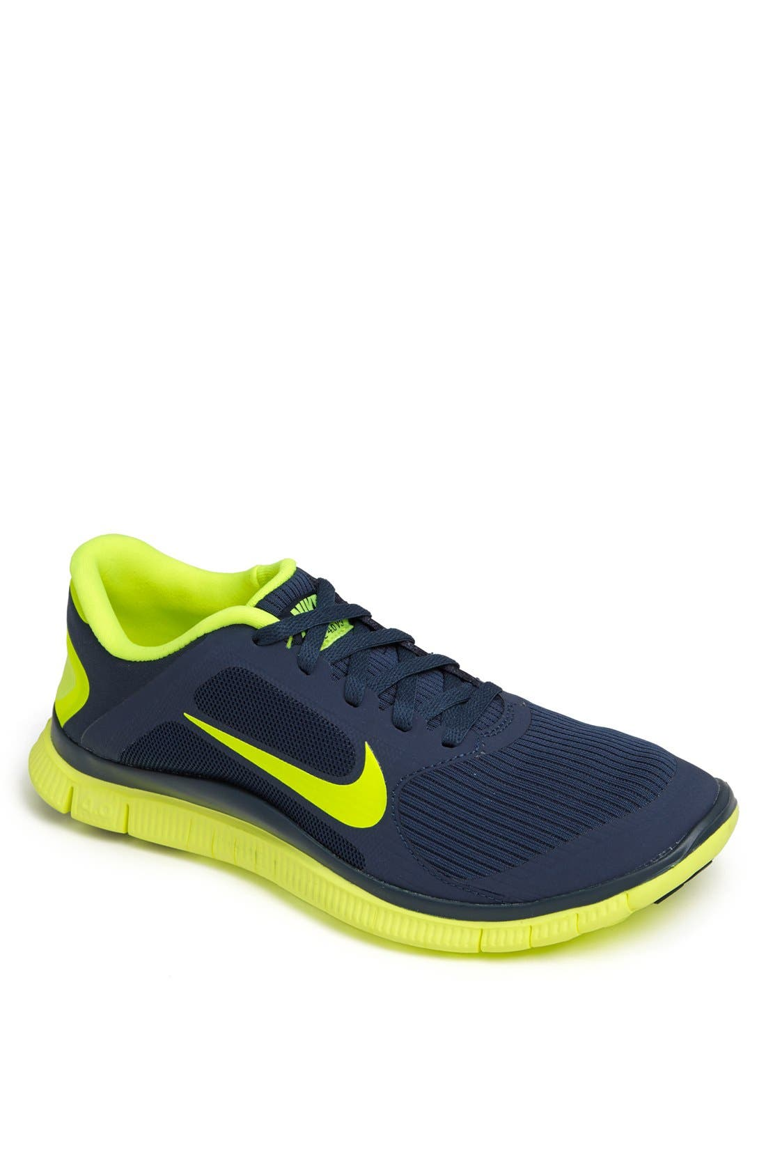 ,                             'Free 4.0 V3' Running Shoe,                             Main thumbnail 49, color,                             407