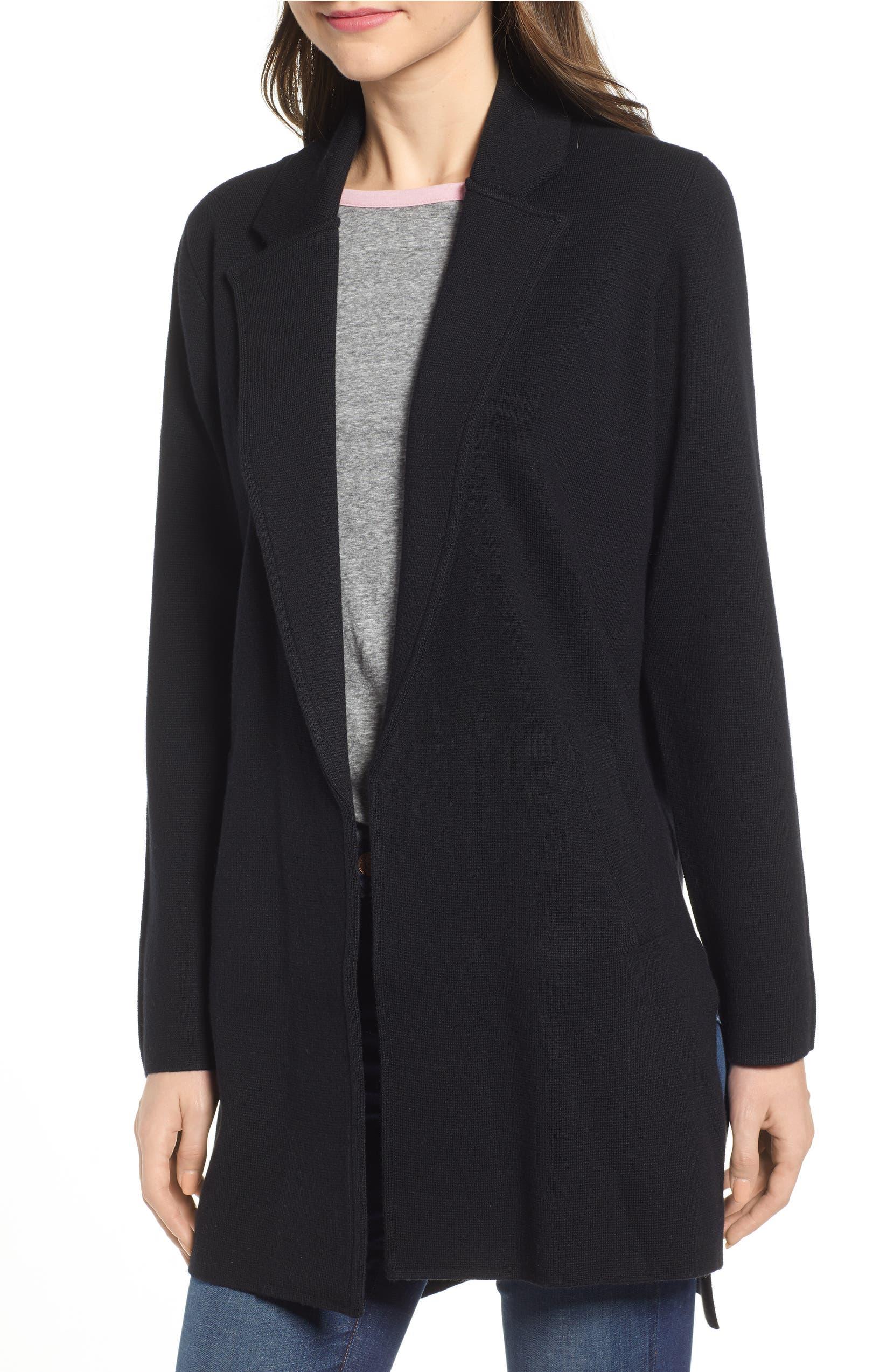 f68e6fdbb179 J.Crew Sophie Wrap Sweater Blazer (Regular   Plus Size)