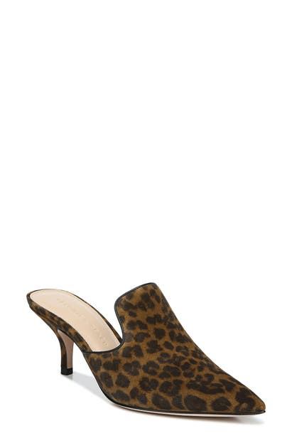 Veronica Beard MIRIAM POINTED TOE MULE