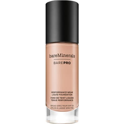 Bareminerals Barepro Performance Wear Liquid Foundation - 07.5 Shell