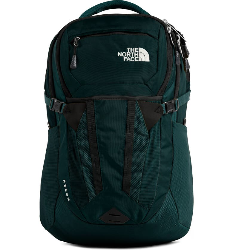 THE NORTH FACE Recon Backpack, Main, color, PONDEROSA GREEN/BLACK